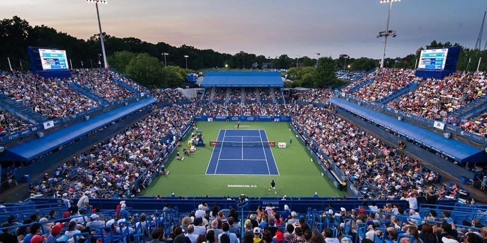 Citi Open Pro Tennis Match Game