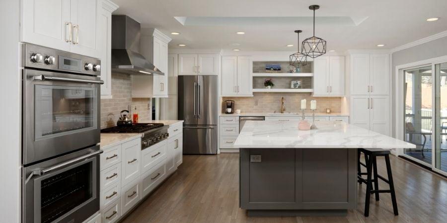 Saxon kitchen remodel