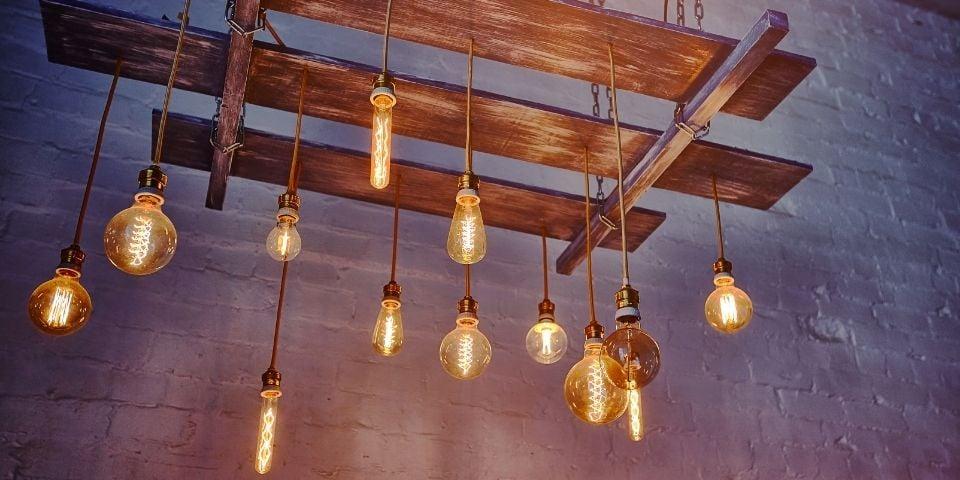 industrial drop lighting types