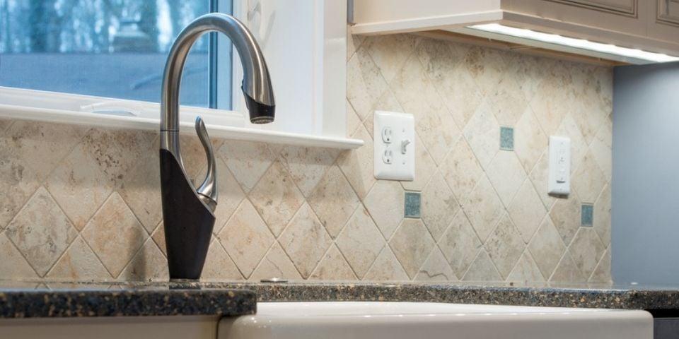 modern contemporary kitchen sink