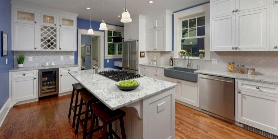 sustainable eco friendly kitchen design