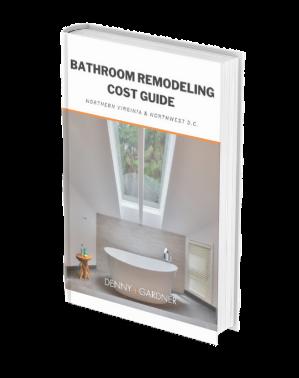 FREE DOWNLOAD Denny + Gardner Bathroom Remodeling Cost Guide cover