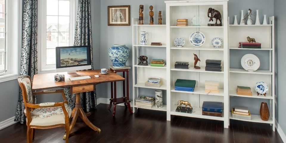 Home Office Space Northern Virginia Home Remodeling