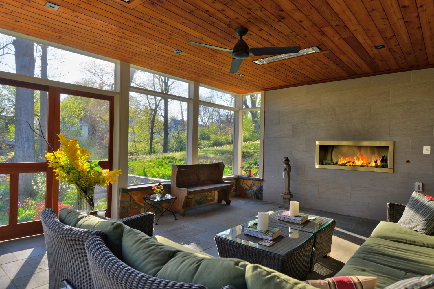 cedar-ceiling-patio-with-fireplace-Reston