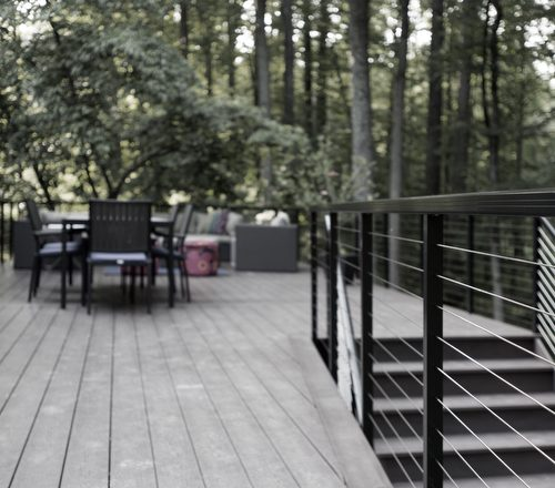 Decks and Outdoor Spaces