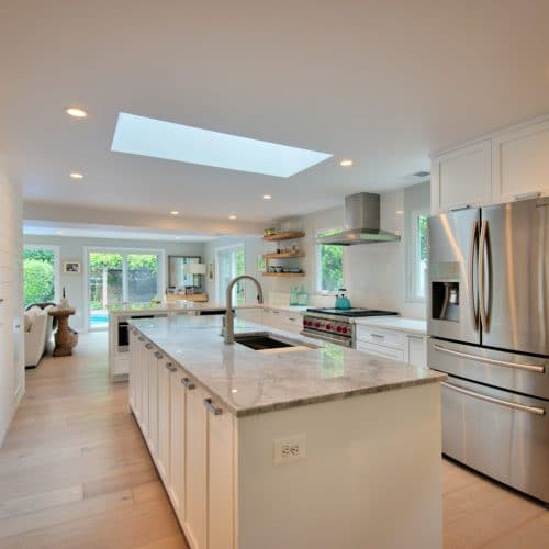 Kitchen and Interior Facelift in Falls Church