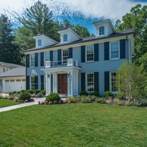 Whole House Renovation in Mclean
