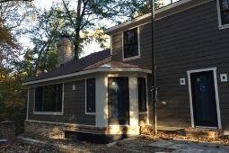 Exterior Home Addition Success - Home Addition Services | Denny + Gardner
